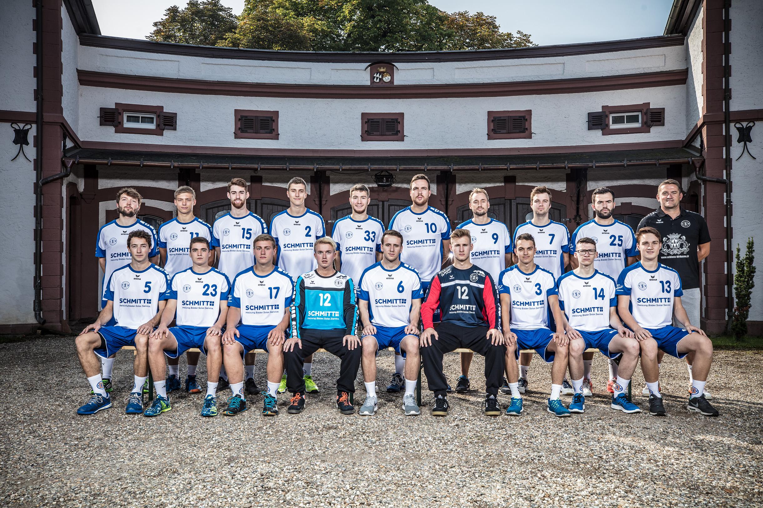 Herren 1B Saison 2017/2018