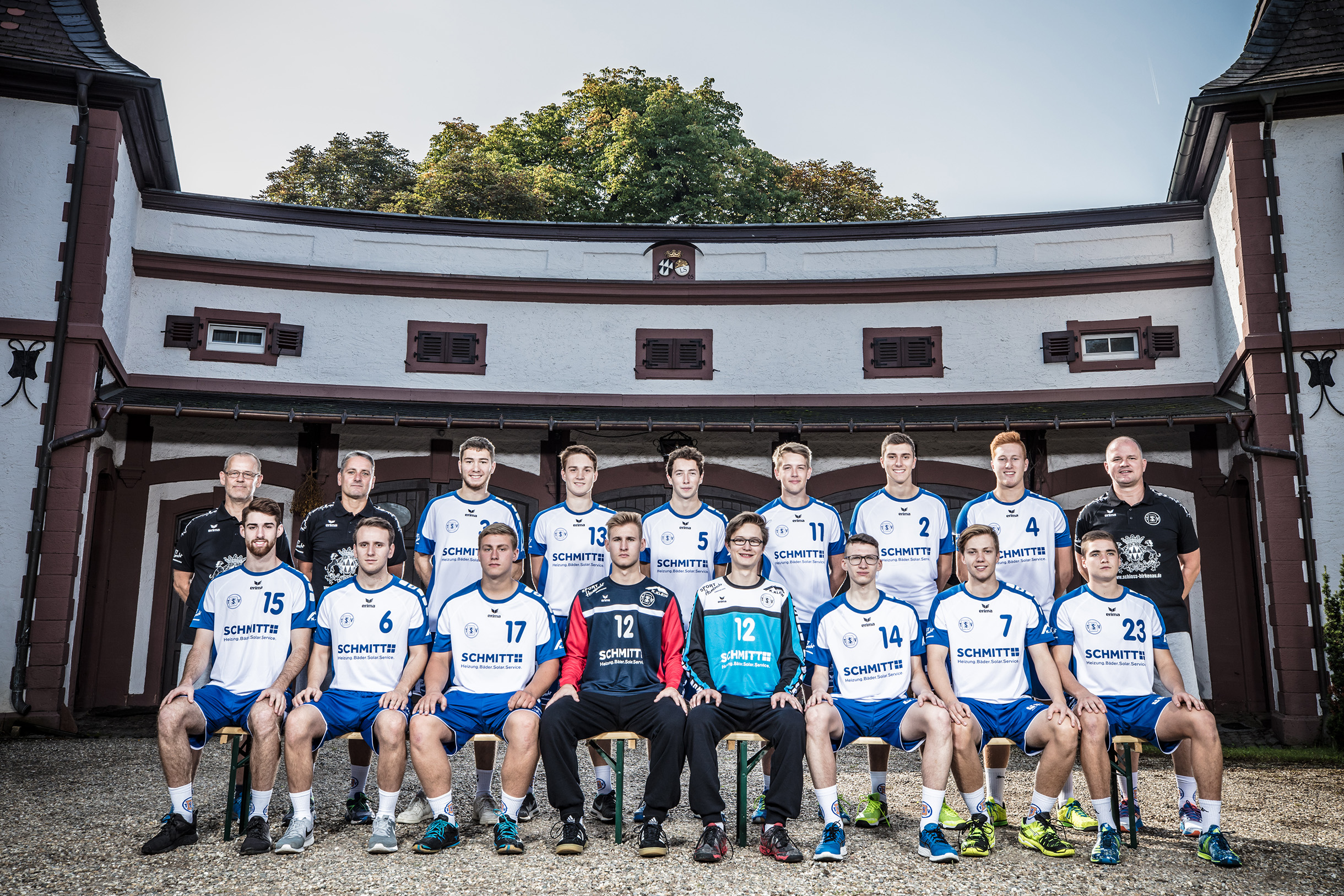 A-Jugend Saison 2017/2018