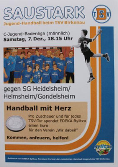 Handball mit Herz 1-1