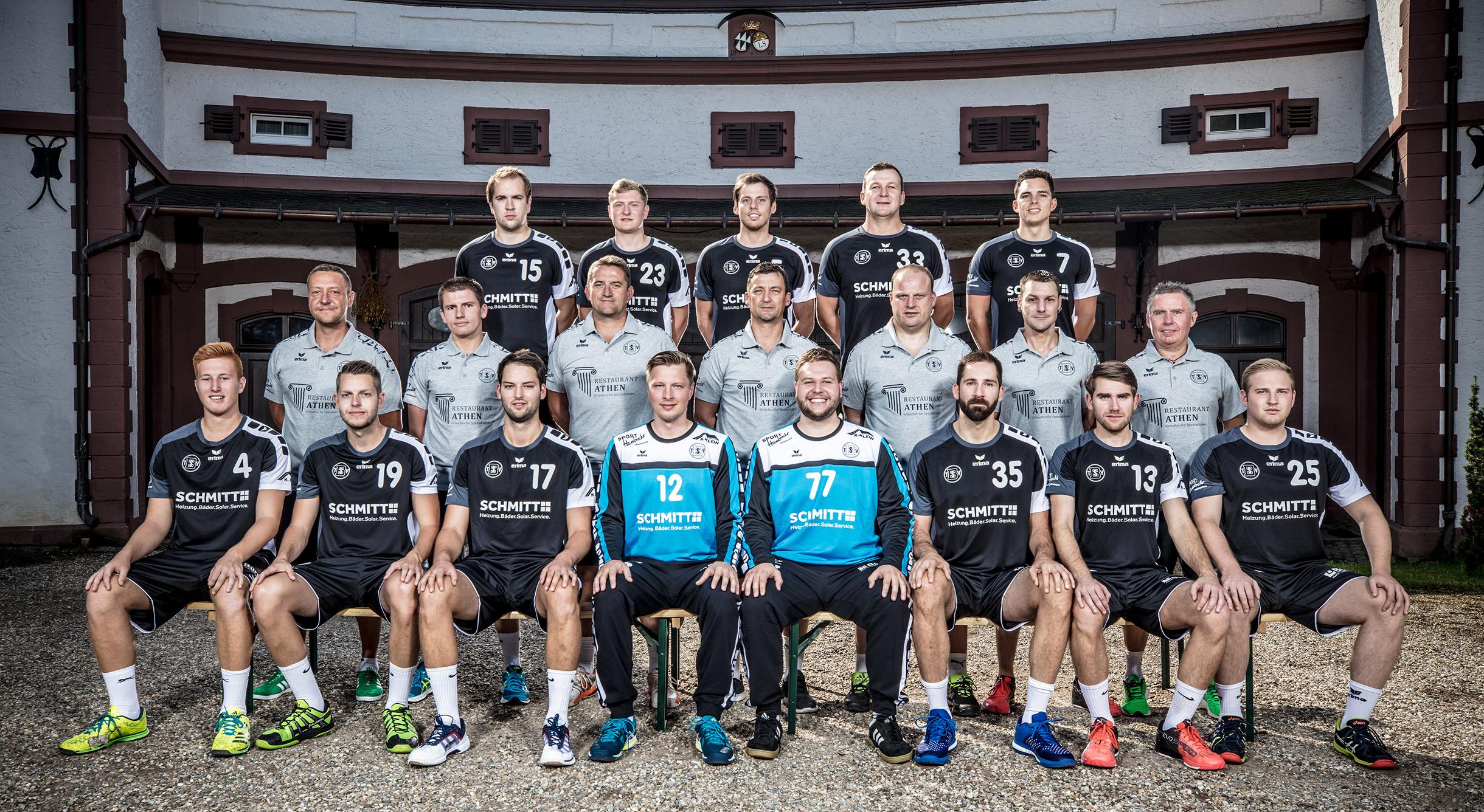 Herren 1 Saison 2017/2018