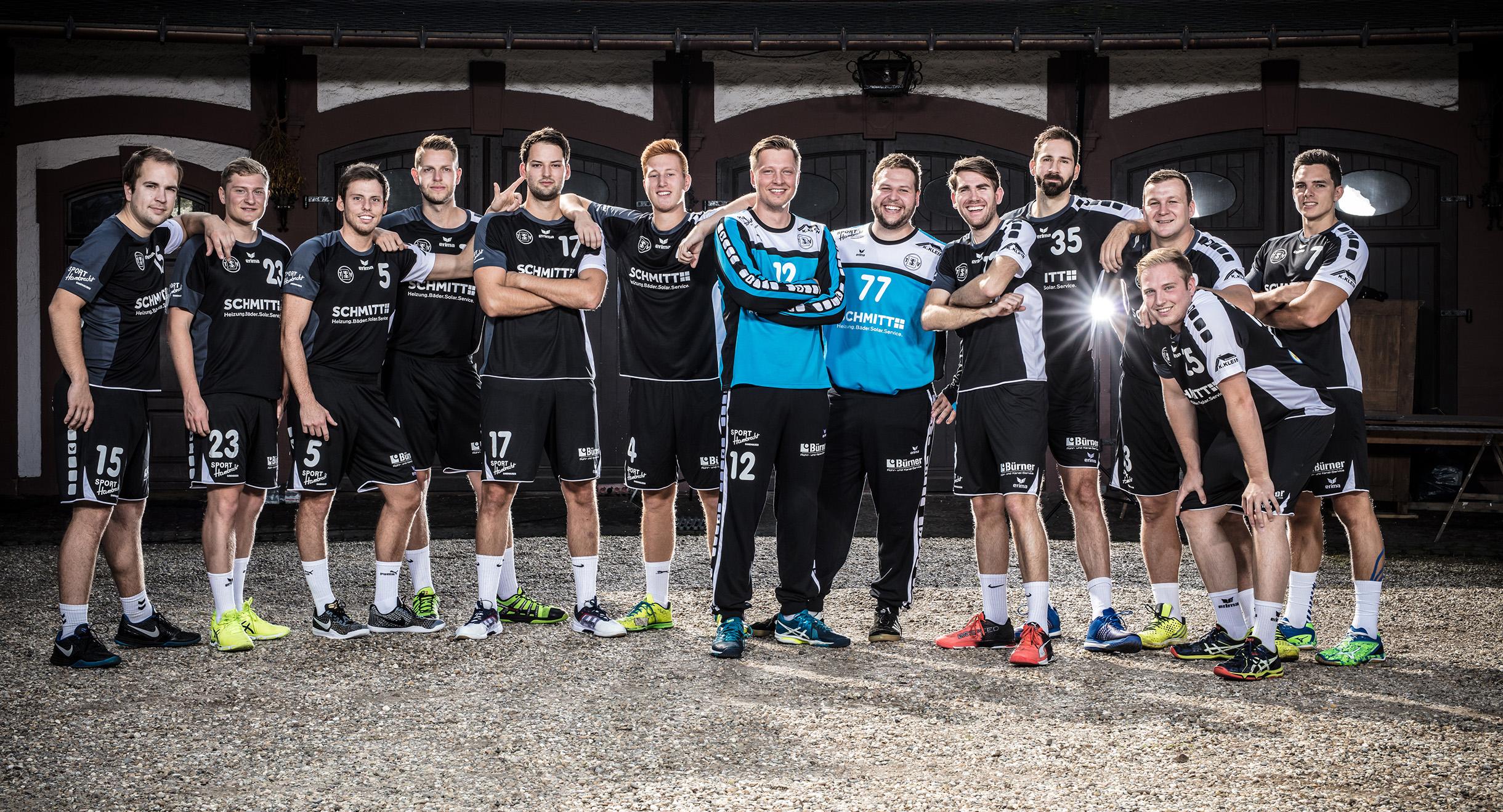 Herren 1 - Spieler Saison 2017/2018