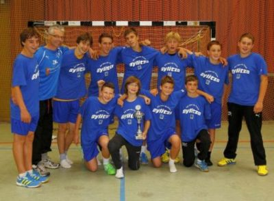 Siegerteam Lampertheim 1