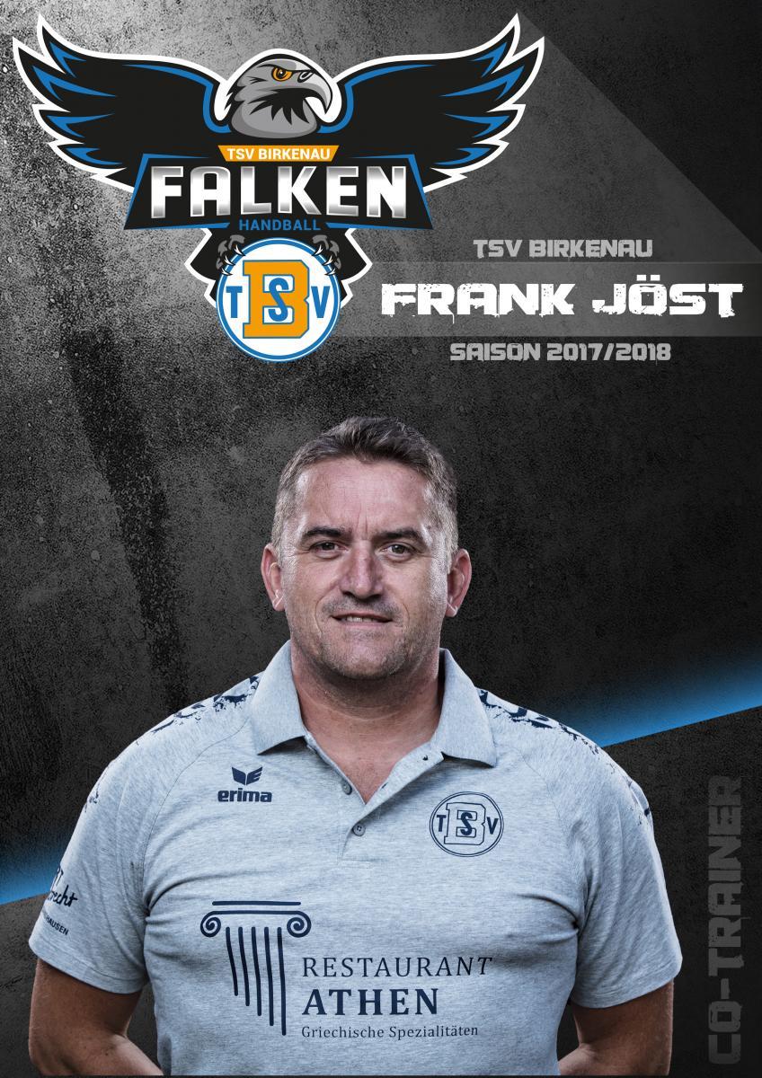 Frank Jöst COTrainer