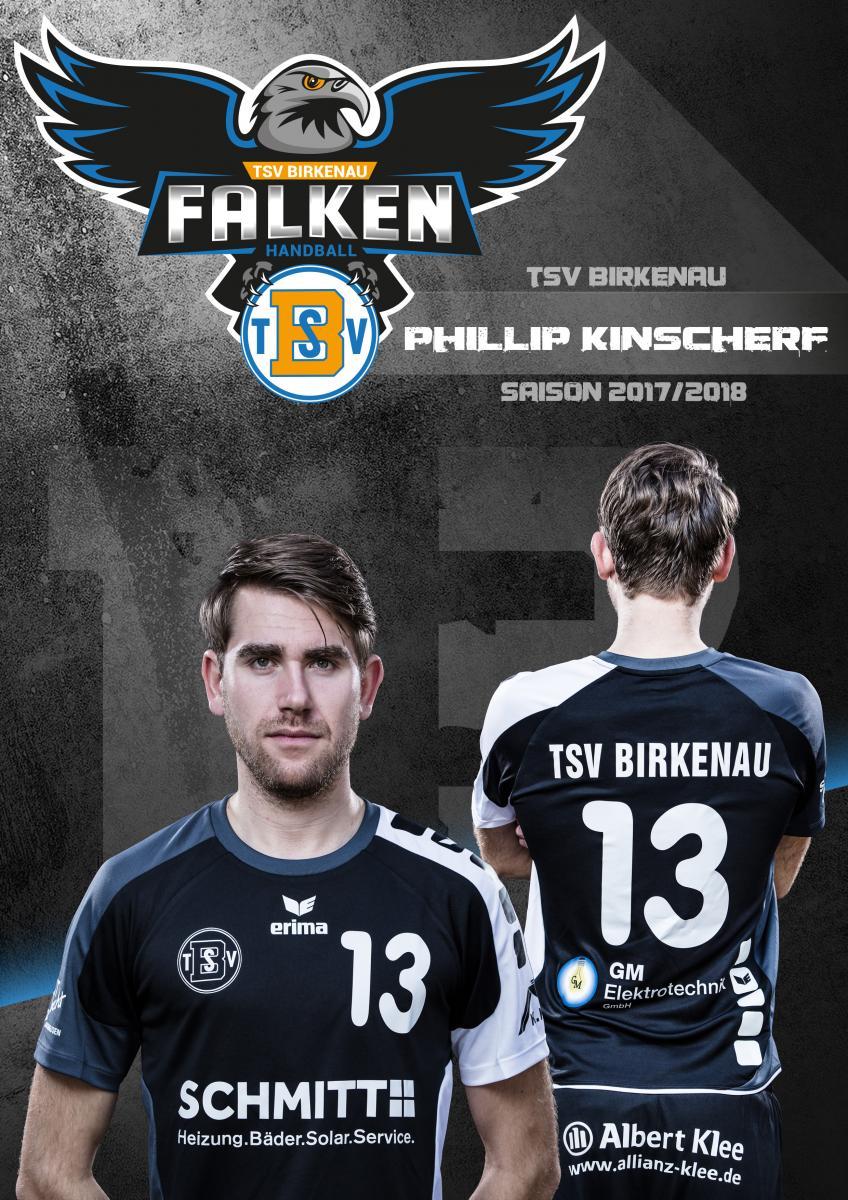 Phillip Kinscherf 1